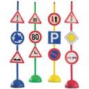 Dopravní značky - sada A